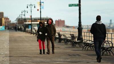 En un minuto: Se adelantan las temperaturas invernales para este fin de semana