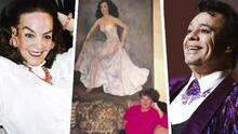 Localizan cuadro de Diego Rivera que María Felix le vendió a Juan Gabriel