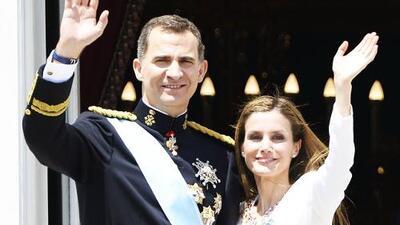 España tiene un nuevo monarca: el rey Felipe VI