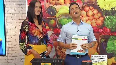Prepara la lista de la comida que debes comprar en el súper, siguiendo los saludables consejos de Alejandro Chabán