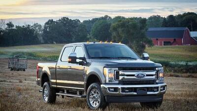 Detalles del Ford F-Series Super Duty 2017