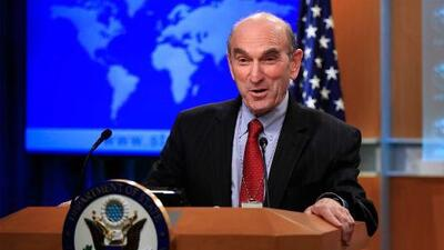 Foreign policy hawk: who is Elliott Abrams the US special envoy for Venezuela?