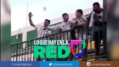 Aficionados del Figueirense se burlan del trágico accidente del Chapecoense