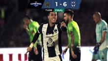 ¡Juego, set y partido! Rayados humilló a Bravos frente a su afición