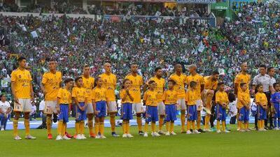 ¿Cómo recordar a Tigres? Equipo de época, pero sin Liga de Campeones de la Concacaf