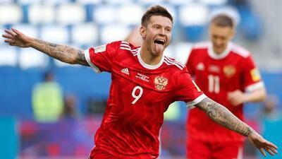 Rusia vs. Egipto en vivo: horario y como ver el partido del Mundial