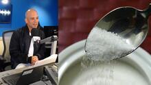 Dr. Juan explica los diferentes tipos de azúcar disponibles para endulzar los alimentos