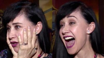 "Susana Zabaleta revela que está soltera de nuevo y bromea ""manden foto"""