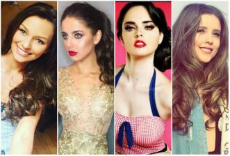 Ellas son la nueva generación de protagonistas, ¿quién te gusta más?
