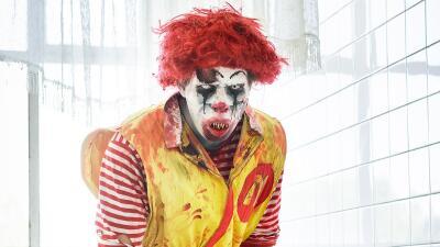 Zombies, piratas y niñas macabras: los hiperreales disfraces de Halloween (fotos)