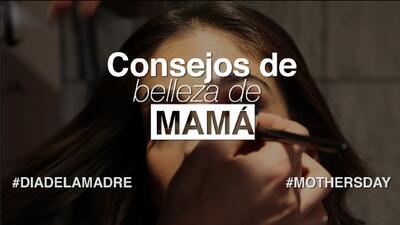 Consejos de belleza de mamá