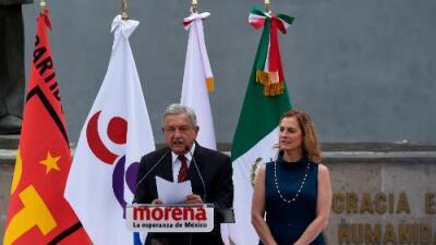 La esposa de López Obrador propone poner fin a la figura de la primera dama en México