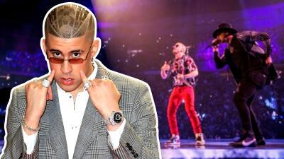 Bad Bunny arranca gira mundial en su natal Puerto Rico junto a J Balvin, Becky G y Wisin y Yandel