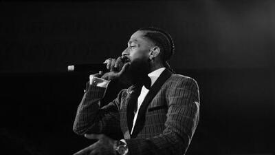 Hip-hop community remembers Nipsey Hussle