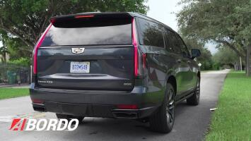 Primer Vistazo: Cadillac Escalade 2021 | A Bordo