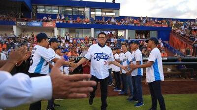 LMB retira el número 34 de todos sus equipos como homenaje para Fernando Valenzuela