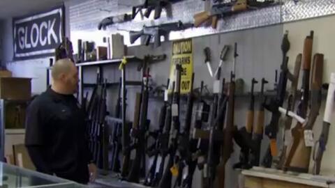 Nuevas regulaciones sobre el control de armas de fuego ante el aumento de tiroteos