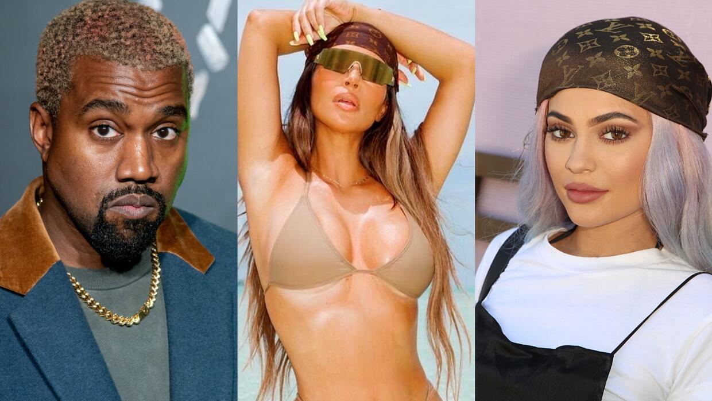 Kanye West y Kylie Jenner, los grandes ausentes al polémico y criticado festejo de Kim Kardashian