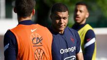 Mbappé reconoce molestia por declaraciones de Giroud