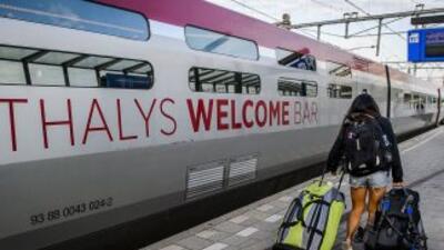 El atacante del tren en Francia centra las investigaciones