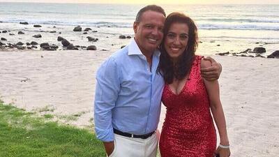 Roxy Vázquez se encontró con 'El Sol' en el paraíso