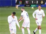 Real Madrid viene de atrás y derrota al Huesca en la Jornada 22 de La Liga