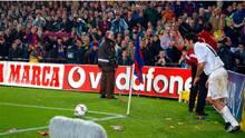 Figo explica traición al Barcelona para ir al Real Madrid
