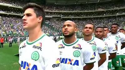 """La historia del Chapecoense, el equipo """"cenicienta"""" de Brasil"""