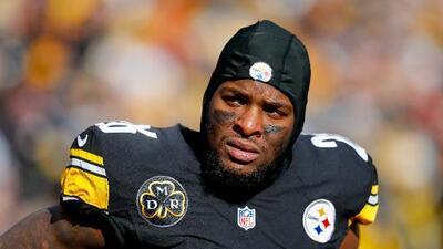 Los Steelers cruzan los dedos para el supuesto regreso de Le'Veon Bell
