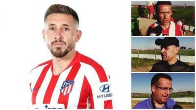 Las opiniones de los aficionados del Atlético de Madrid sobre la llegada de Héctor Herrera