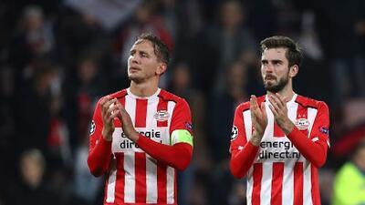 PSV no pudo con el Willem II y se aleja de la punta