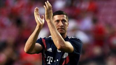 Robert Lewandowski, el goleador que está cerca de romper un nuevo récord en la Bundesliga