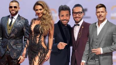 JLo, Ricky Martin y Zuleyka Rivera deslumbraron en su paso por los Premios Billboards 2018