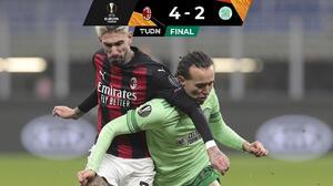 Milan venció al Celtic, pero aún no avanza en la Europa League