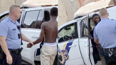 Oficial de policía de Filadelfia en la mira por presunto acoso a adolescente afroamericano