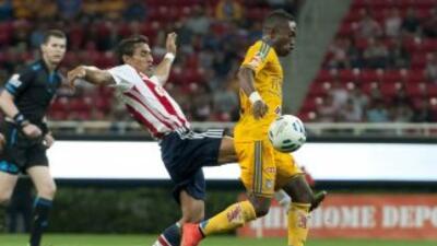 Previo Tigres vs. Chivas: Guadalajara y UAdeNL juegan por la cima del Clausura 2015