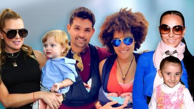 Famosos que como Ferdinando Valencia han sufrido por la salud de sus hijos