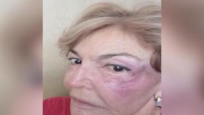 Merle Uribe ratificó la demanda contra su hijo por un presunto episodio de violencia doméstica