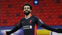 Salah quiere recuperar al Liverpool tras triunfo en Champions