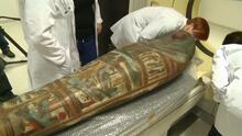 Por primera vez en la historia se ha descubierto una momia egipcia embarazada