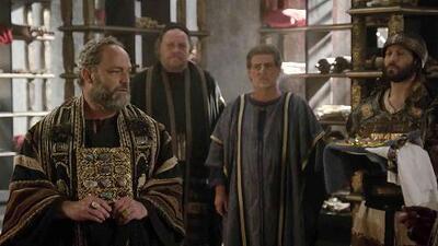 Caifás ideó un plan para que los romanos detengan a Jesús