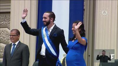 El Salvador's new president makes social media part of his style of government