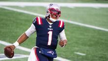 Cam Newton extiende con Patriots y duplica el monto de su contrato