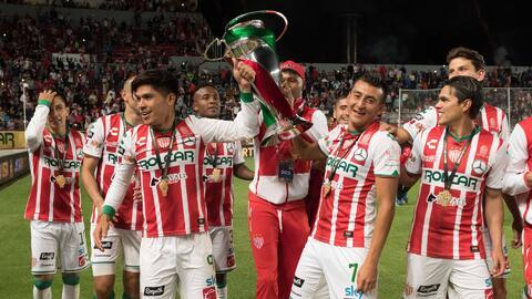 El camino al título del campeón de la Copa MX: Necaxa