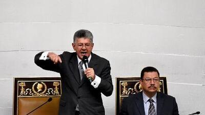 Asamblea de Venezuela aprueba juicio político contra Nicolás Maduro