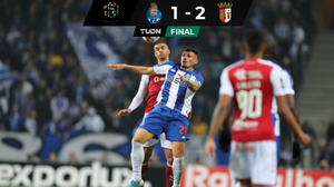 ¡Terrible derrota! El Braga sorprende al Porto en el Do Dragao