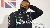 Lewis Hamilton será nombrado Sir por Corona Británica