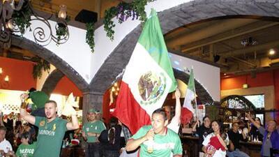 En estos lugares podrás ver y disfrutar del juego entre México y Haití