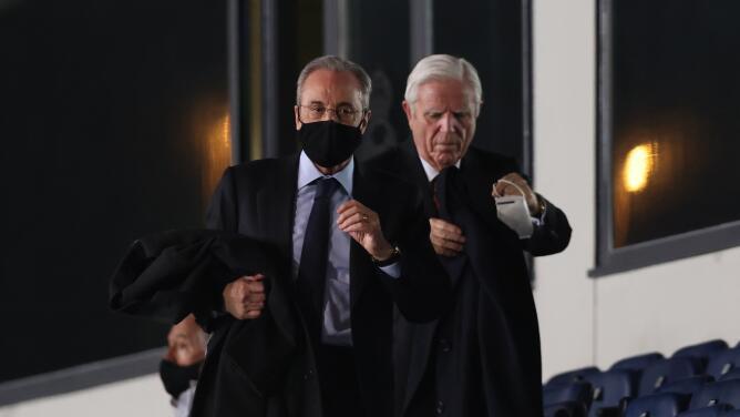 """Barça, Real y Juve denuncian """"amenazas"""" de UEFA"""
