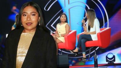 """Esta fue la razón por la que Yalitza Aparicio se emocionó hasta """"las lágrimas"""" en una entrevista en vivo"""